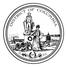 DC council logo