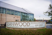 Deanwood Community Center and Library