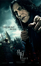 Harry Potter and the Deathly Hollows Part One movie poster