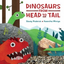 Dinosaurs from Head to Tail book cover