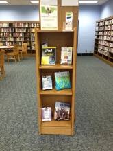 DeVaughn's Library Display