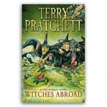 Witches Abroad, by Terry Pratchett