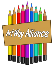 Art Way Alliance logo.
