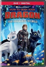 Cover for How To Train a Dragon: Hidden World