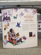 Building Wonder, Designing Dreams: The Bookmaking of Brian Selznick