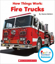Fire Trucks by Joanne Mattern