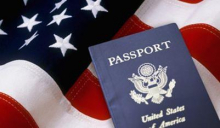 Flag and Passport