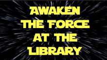Awaken the Force