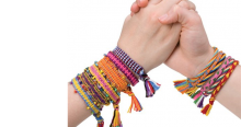 Friendship bracelet picture