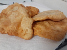 Picture of fresh frybread