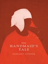 The Handmaids Tale by Margaret Atwood cover