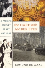 Hare with the Amber Eyes cover