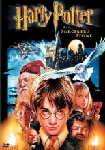 DVD cover for Harry Potter and the Sorcerer's Stone