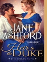 Heir to the Duke cover