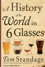 Cover image for History of the World in 6 Glasses