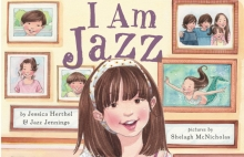 I Am Jazz book cover