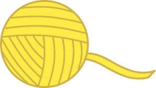 Ball of String clipart