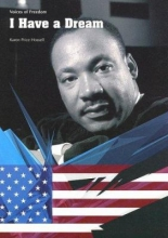 Book cover for I have a dream by Karen Price Hossell.