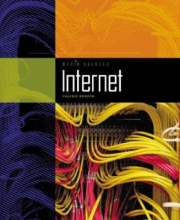 "Book cover for ""Internet"" by Valerie Bodden."