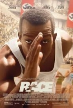 "Movie poster for ""Race""."