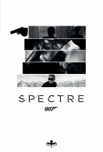 james bond spectre movie art