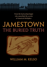 Cover for Jamestowne: The Buried Truth