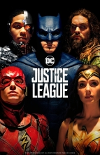 unite the five_justice league