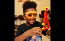 Science in the Summer participant