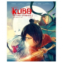 Cover for Kubo and Two Strings