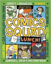 Cover of Comics Squad: Lunch