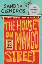 The House on Mango Street book cover.