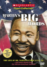 Cover for Martin's Big Words