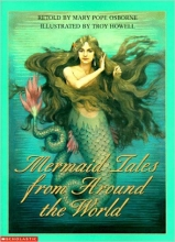 Cover of Mermaid Tales from Around the World