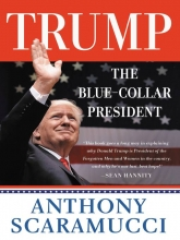 The Blue Collar President by Anthony Scaramucci cover