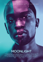 Moonlight movie poster.