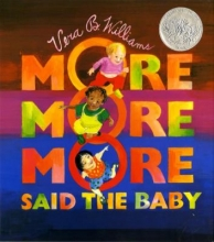 More More More Said the Baby by Vera Williams