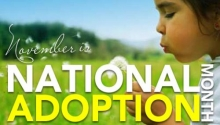 nationaladoptionmonth