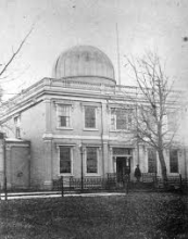 The old naval observatory