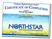 NorthStar Digital Literacy Logo