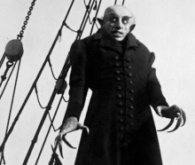 A still of the Count from the movie Nosferatu