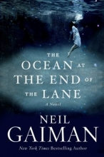 Ocean at the End of the Lane book cover