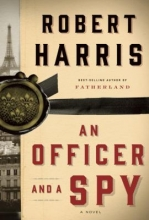 An Officer and a Spy by Robert Harris is the November book for the Literary Book Club.