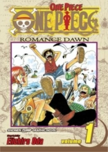 Cover of One Piece volume 1