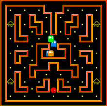 Image of Pacman Game