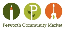 Petworth Community Market Logo