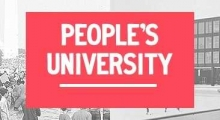 People's University logo