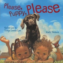 please, puppy, please!