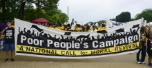 Picture of Poor People's Campaign Rally