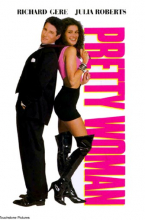 The DVD cover of Pretty Woman