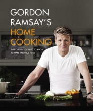 Cover of Home Cooking with Gordon Ramsay
